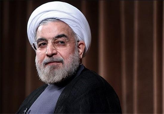 حسن روحاني رئيس جمهور