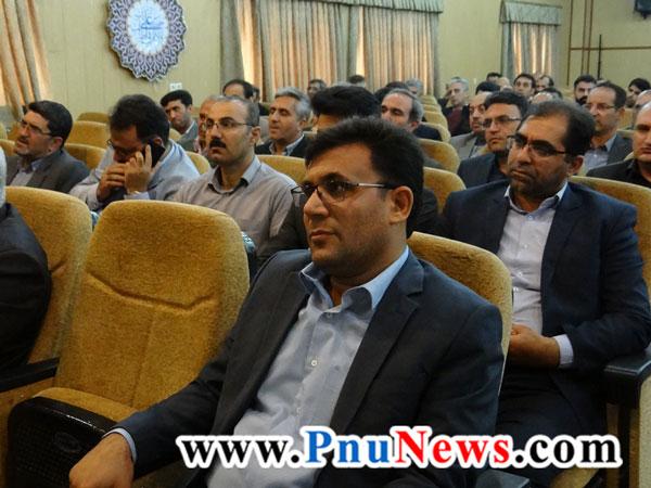 انتصاب کامران جباری به ریاست پیام نور آذربایجان غربی و ارومیه